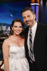 Katie Stevens - Jimmy Kimmel Live: April 16th 2019