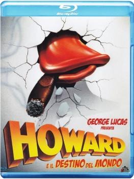 Howard e il destino del mondo (1986) Full Blu-Ray 23Gb MPEG-2 ITA ENG DD 2.0