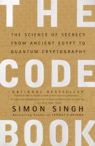 The Code Book, The Evolution of Secrecy from Ancient Egypt to Quantum Cryptography...