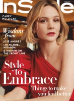 Carey Mulligan -     InStyle Magazine June 2020.