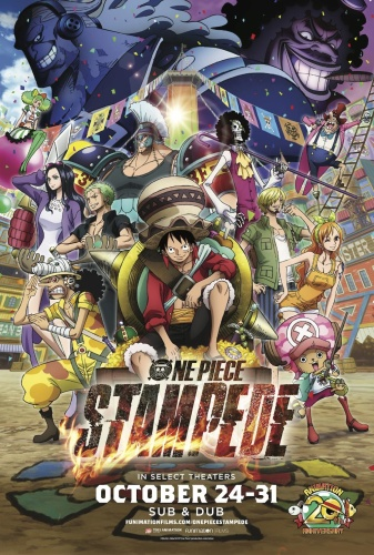 One Piece Stampede (2019) 1080p BluRay [5 1] [YTS]