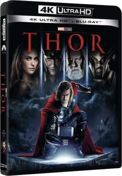 Thor (2011) Full Blu-Ray 4K 2160p UHD HDR 10Bits HEVC ITA DD Plus 7.1 ENG Atmos/TrueHD 7.1 MULTI