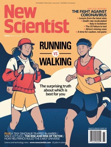 New Scientist - 14 03 (2020)