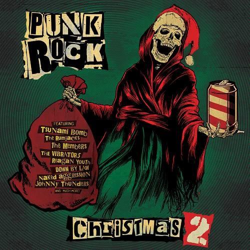 Various Artists   Punk Rock Christmas, Vol  2 (2019)