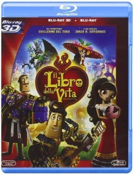 Il libro della vita 3D (2014) Full Blu-Ray 3D 38Gb AVC\MVC ITA DTS 5.1 ENG DTS-HD MA 7.1 MULTI