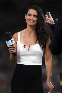 Kirsty Gallacher -                    Soccer Aid Event Manchester London June 10th 2018.