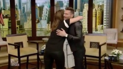 Missy Peregrym - Live with Kelly & Ryan 2019-02-11