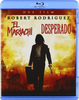 Desperado (1995) El Mariachi (1992) 2in1 Full Blu-Ray 43Gb AVC ITA SPA DTS-HD MA 5.1 ENG DD 2.0