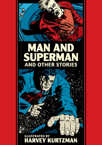 Man and Superman and Other Stories (2020) (Digital) (Bean Empire)