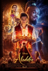 Aladdin 2019 1080p BRRip Multi Audio Hindi Tamil Telugu English AAC x264 MoviesMB