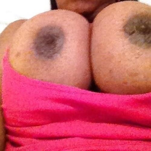 Big black boobs pic