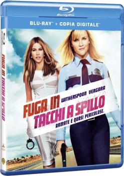 Fuga in tacchi a spillo (2015) BD-Untouched 1080p AVC DTS HD ENG AC3 iTA-ENG