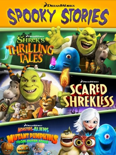 DreamWorks Spooky Stories (2012) 720p BluRay YIFY