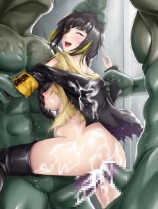 [DEEP RISING (THOR)] Senjutsu ningyou-tachi ga kairaku ni mezameta riyuu! (Girl's Frontline)