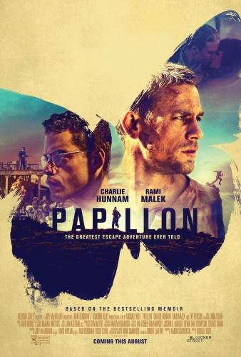 Papillon 2017 1080p Blu-ray DTS-HD MA  5 1 HEVC-DDR