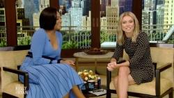 Kelly Ripa & Tiffany Haddish - Live with Kelly & Ryan - 9-21-2018