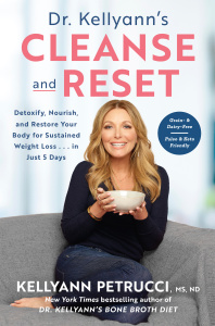 Dr  Kellyann's Cleanse and Reset by Kellyann Petrucci