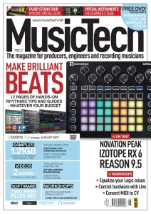 MusicTech  Issue 173  August (2017)