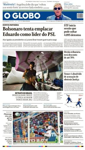 O Globo - 17 10 (2019)