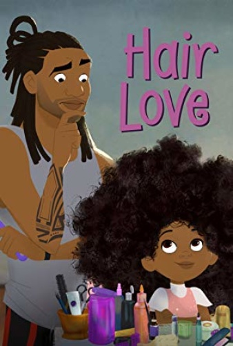 Hair Love 2019 1080p WEBRip x264 AAC HORiZON-ArtSubs