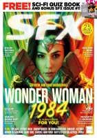 Gal Gadot -        SFX Magazine June 2020.