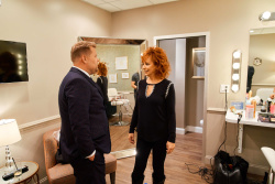 Reba McEntire - The Late Late Show with James Corden: April 10th 2018
