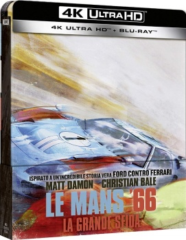 Le Mans '66 - La grande sfida (2019) Full Blu-Ray 4K 2160p UHD HDR 10Bits HEVC ITA DTS 5.1 ENG TrueHD/Atmos 7.1 MULTI