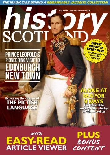 History Scotland - January-February (2020)