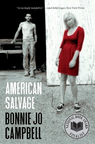 American Salvage by Bonnie Jo C&bell
