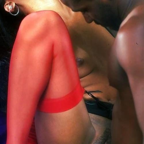 Porn vintage interracial