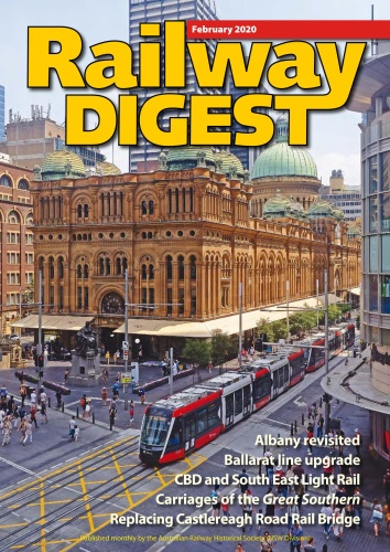 Railway Digest - February (2020)