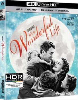La vita è meravigliosa (1946) Full Blu-Ray 4K 2160p UHD HDR 10Bits HEVC ITA DD 2.0 ENG TrueHD 2.0 MULTI