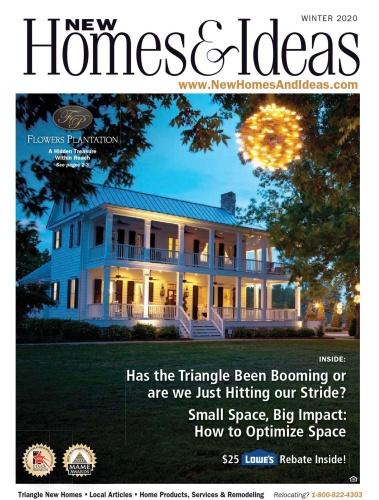 New Homes & Ideas - Winter (2020)
