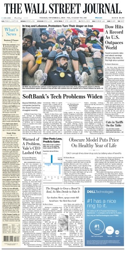 The Wall Street Journal - 05 11 (2019)