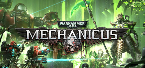 Warhammer 40,000: Mechanicus [v 1.3.8 + DLC] (2018) SpaceX
