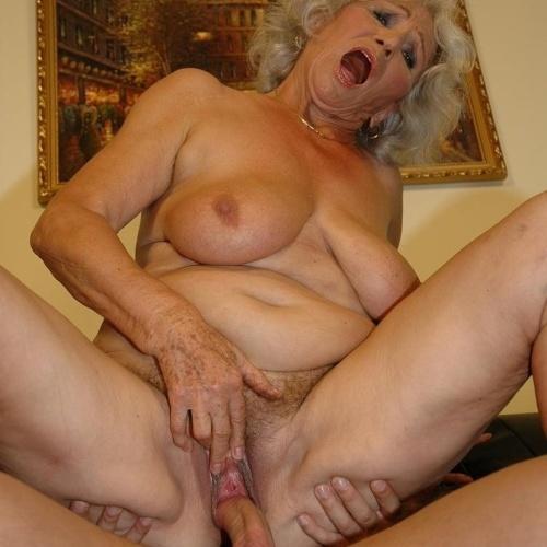 Grandma cougar porn