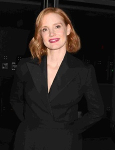 "Jessica Chastain - ""Woman Walks Ahead"" screening at the Museum of Modern Art in NYC 6/25/18"