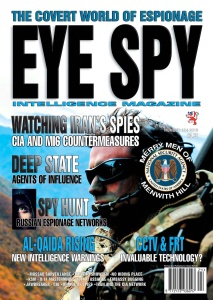 Eye Spy - Issue 124 - November (2019)