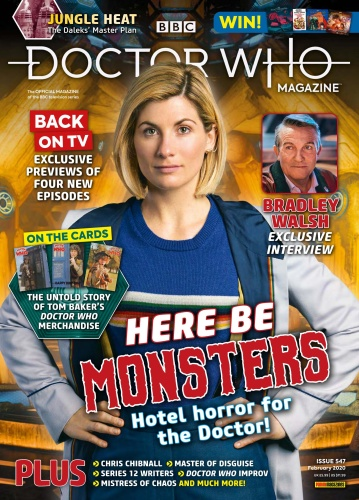 Doctor Who Magazine - Issue 547 - February (2020)