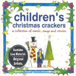 Children's Christmas Crackers   Disk 2 & 3   Regency Children's Ensemble   VA   Fo...