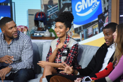 Yara Shahidi - GMA Day: January 2nd 2019