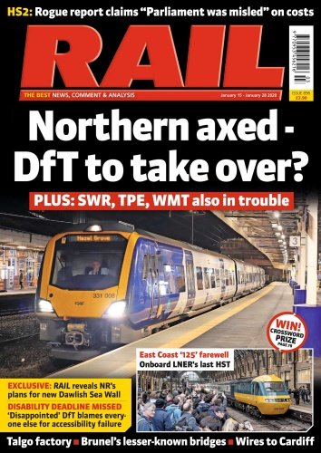 Rail - Issue 896 - January 15 (2020)