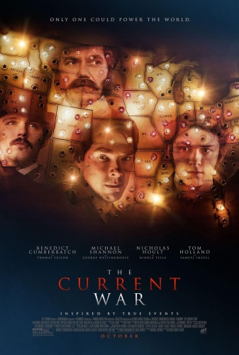 The Current War 2017 DC 1080p BluRay H264 AAC-RARBG