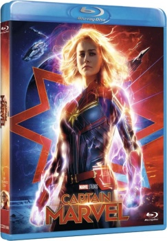 Captain Marvel (2019) Full Blu-Ray 43Gb AVC ITA DD Plus 5.1 ENG DTS-HD MA 7.1 MULTI