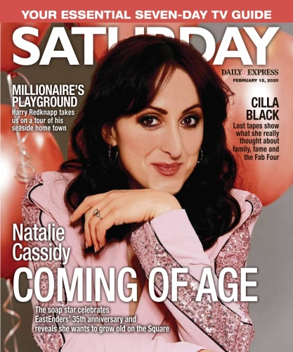 Saturday Magazine  February 15 (2020)