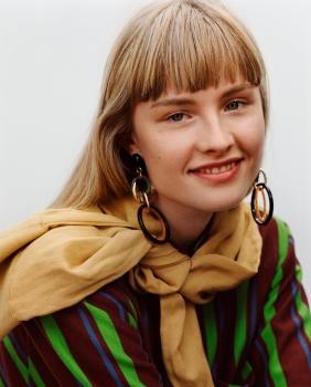 Klara Kristin The Fashion Spot