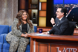 Nicole Byer - The Late Show with Stephen Colbert: January 9th 2019