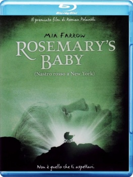 Rosemary's Baby - Nastro rosso a New York (1968) Full Blu-Ray 41Gb AVC ITA DD 2.0 ENG TrueHD 2.0 MULTI