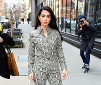 Emeraude Toubia -             AOL Build New York City February 25th 2019.