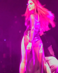 JoJo Levesque - Mad Love Concert Tour in Chicago - March 12, 2017